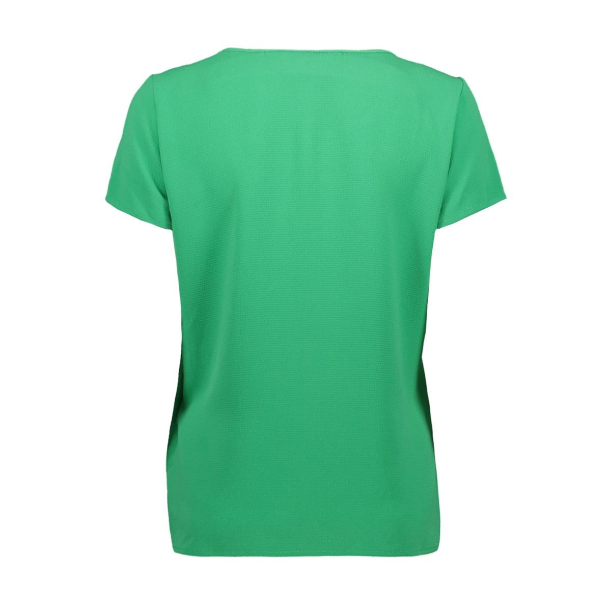 vmsasha ss top color 10215420 vero moda t-shirt holly green