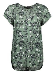 Vero Moda T-shirt VMBOCA SS BLOUSE PRINTED 10128072 Laurel Wreath/ VIOLA