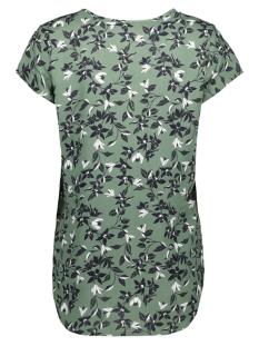 vmboca ss blouse printed 10128072 vero moda t-shirt laurel wreath/ viola