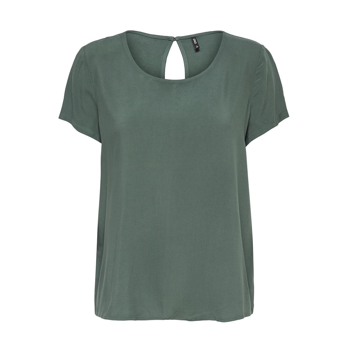 onlfirst ss top noos wvn 15133014 only t-shirt balsam green