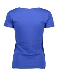 jdychicago s/s print top  02 19 jrs 15172085 jacqueline de yong t-shirt surf the web/black penc