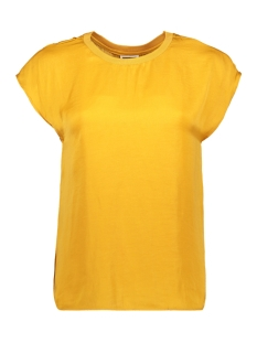 Noisy may T-shirt NMHAI S/L TOP X 27008094 Golden Yellow