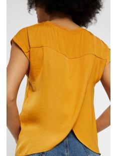 nmhai s/l top x 27008094 noisy may t-shirt golden yellow