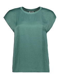 Noisy may T-shirt NMHAI S/L TOP X 27008094 Mallard Green
