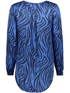 merida zebra vis 520 aaiko blouse ocean blue