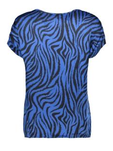 merle zebra vis 520 aaiko t-shirt ocean blue