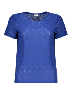 Jacqueline de Yong T-shirt JDYTAG S/S LACE TOP JRS RPT2 NOOS 15152331 Surf The Web