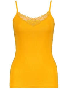 Only Top ONLKIRA LACE SINGLET NOOS 15136178 Solar Power