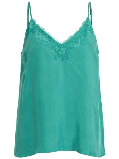 Vila Top VIKALIA SINGLET TB/KI 14051906 Pepper Green