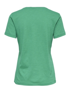 onladios s/s top jrs 15176585 only t-shirt jolly green