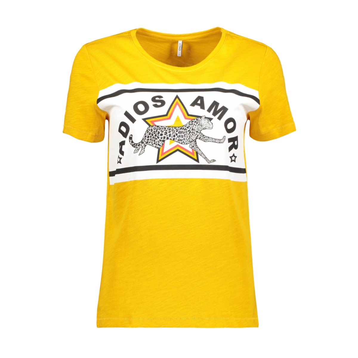 onladios s/s top jrs 15176585 only t-shirt mango mojito