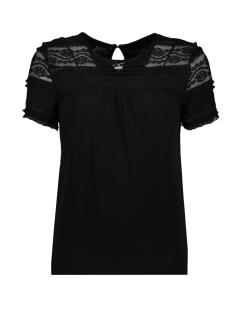 Only T-shirt ONLMARJORIE S/S TOP JRS 15176772 Black