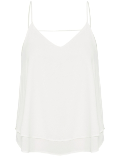 Pieces Top PCBODIL SLIP TOP NOOS 17094916 Cloud Dancer