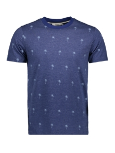 Jack & Jones T-shirt JPRSEAN TEE SS CREW NECK EXP SC 12152785 Blue Depths