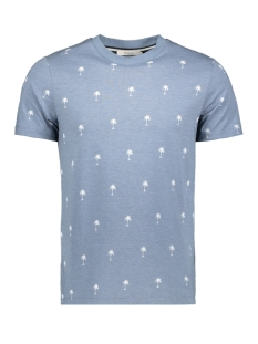 Jack & Jones T-shirt JPRSEAN TEE SS CREW NECK EXP SC 12152785 China Blue