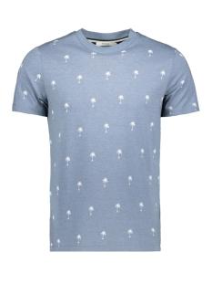 jprsean tee ss crew neck exp sc 12152785 jack & jones t-shirt china blue
