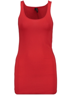 vmmaxi my soft  long tank top ga noos 10185110 vero moda top chinese red