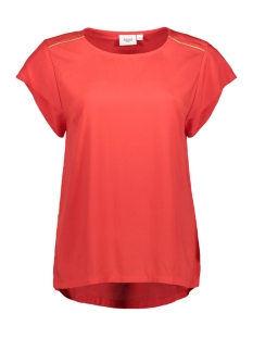 Saint Tropez T-shirt TOP W SLEEVE DETAIL T1093 7360