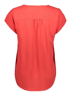 top w sleeve detail t1093 saint tropez t-shirt 7360