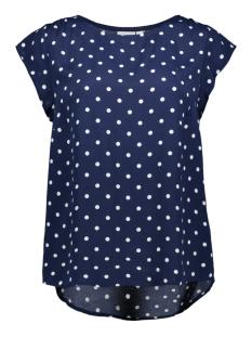Saint Tropez T-shirt T SHIRT MET STIPPEN PRINT T1131 9330