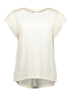 Saint Tropez T-shirt TOP W SLEEVE DETAIL T1093 1053