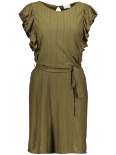 Vila Jurk VILVERA S/L DRESS 14052175 Dark Olive