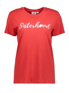 Saint Tropez T-shirt T SHIRT W FLOCK PRINT T1547 7360