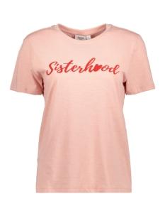 Saint Tropez T-shirt T SHIRT W FLOCK PRINT T1547 3282