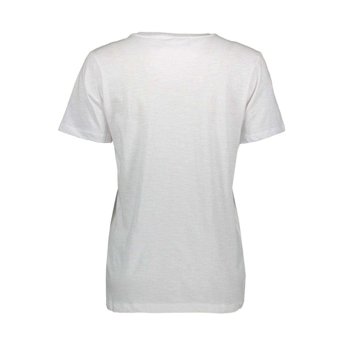 t shirt w flock print t1547 saint tropez t-shirt 1000