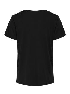 jdycity icon print s/s top jrs 15175243 jacqueline de yong t-shirt black/new york 1
