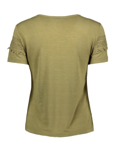 onlisa s/s top jrs 15178073 only t-shirt martini olive