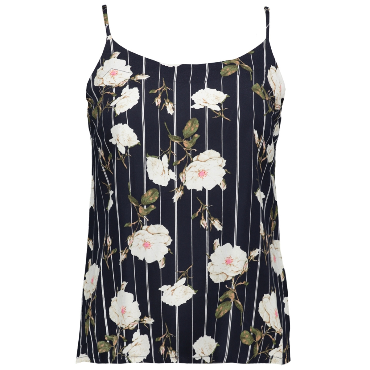 vmsimply easy singlet top 10211478 vero moda top night sky