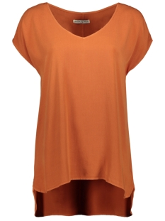 Circle of Trust T-shirt DENA TOP S19 40 9779 ODD ORANGE