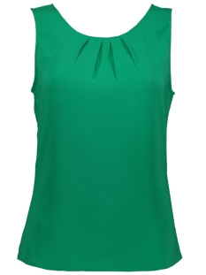 Vila Top VILAIA  S/L TOP - FAV 14050574 Pepper Green