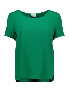Vila T-shirt VILAIA S/S TOP - FAV 14050338 Pepper Green