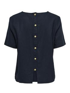 jdyjake 2/4 button top wvn 15175352 jacqueline de yong blouse sky captain