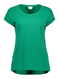 Vila T-shirt VIDREAMERS PURE T-SHIRT-FAV 14043506 Pepper Green