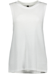 10 Days Top SLEEVELESS TOP 20 450 9101 WHITE
