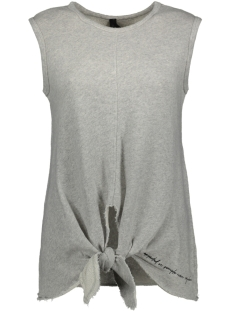 10 Days Top KNOT TOP 20 457 9101 LIGHT GREY MELEE