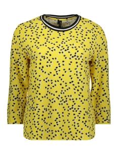 Vero Moda T-shirt VMKIM GABRIELLE 3/4 TSHIRT EXP 10218974 Yarrow/ Kim