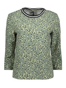 Vero Moda T-shirt VMKIM GABRIELLE 3/4 TSHIRT EXP 10218974 Laurel Wreath/ Kim