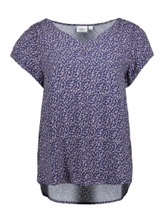 Saint Tropez T-shirt DAISY PRINTED TOP T1069 9330