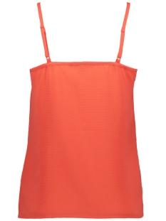vmsasha lacey singlet color 10215423 vero moda top emberglow