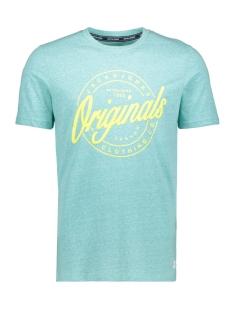 Jack & Jones T-shirt JORHAZY TEE SS CREW NECK 12152608 Aqua Sky