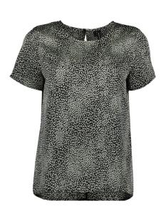 vmcailey s/s top exp 10222767 vero moda t-shirt black/alisa - bo