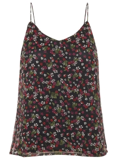 Vero Moda Top VMWONDA NILLY SINGLET EXP 10217168 Black/Petra