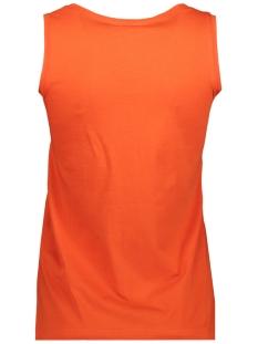jdymolly s/l v-neck top jrs 15174646 jacqueline de yong top orange com