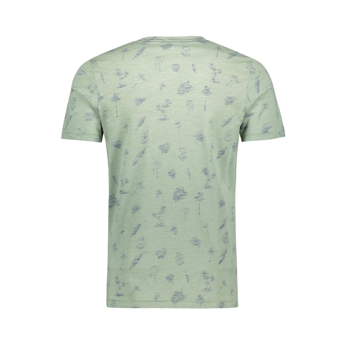 jorpalmos tee ss crew neck 12153062 jack & jones t-shirt green bay