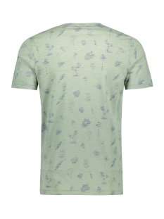 jorpalmos tee ss crew neck 12153062 jack & jones t-shirt green bay