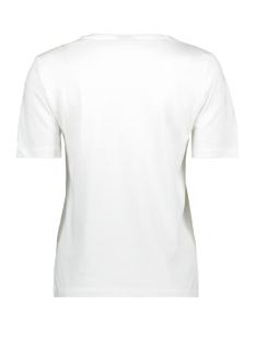 nmoffline s/s tee ssx3 27007319 noisy may t-shirt bright white/keep it real